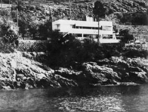 E.1027 Eileen Gray, Roquebrune - Cap Martin 2