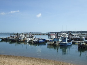 Poole Quay, Dorset