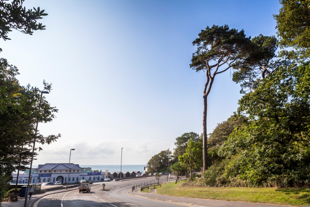 Contemporary Luxury Home For Sale In Branksome Park Poole